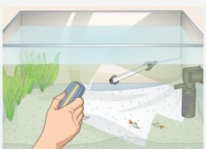 استفاده از شیشه پاک کن مغناطیسی